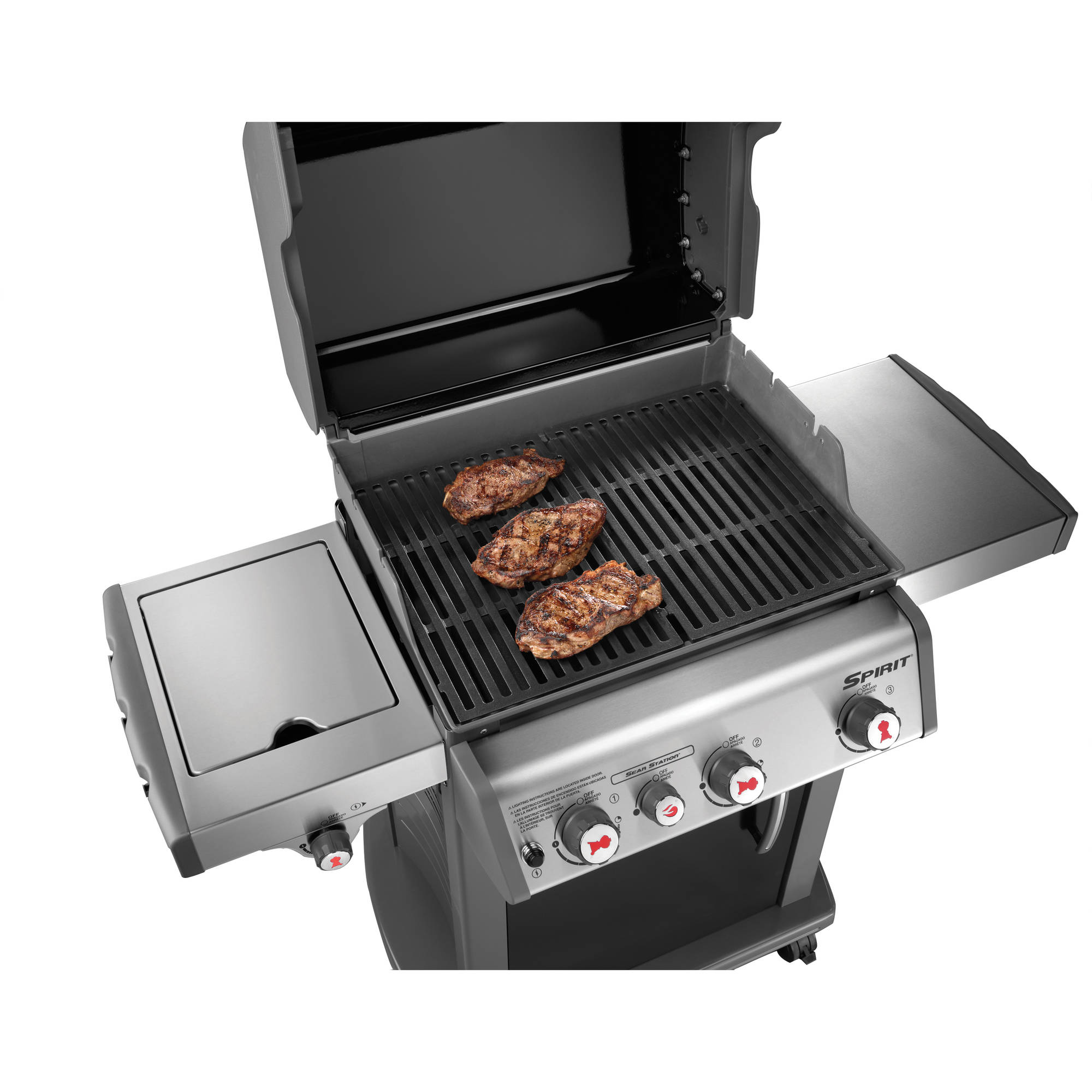 spirit e 330 gas grill weber grills wood pellets hardware long island. Black Bedroom Furniture Sets. Home Design Ideas