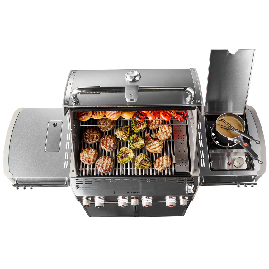 summit e 470 gas grill weber grills wood pellets. Black Bedroom Furniture Sets. Home Design Ideas