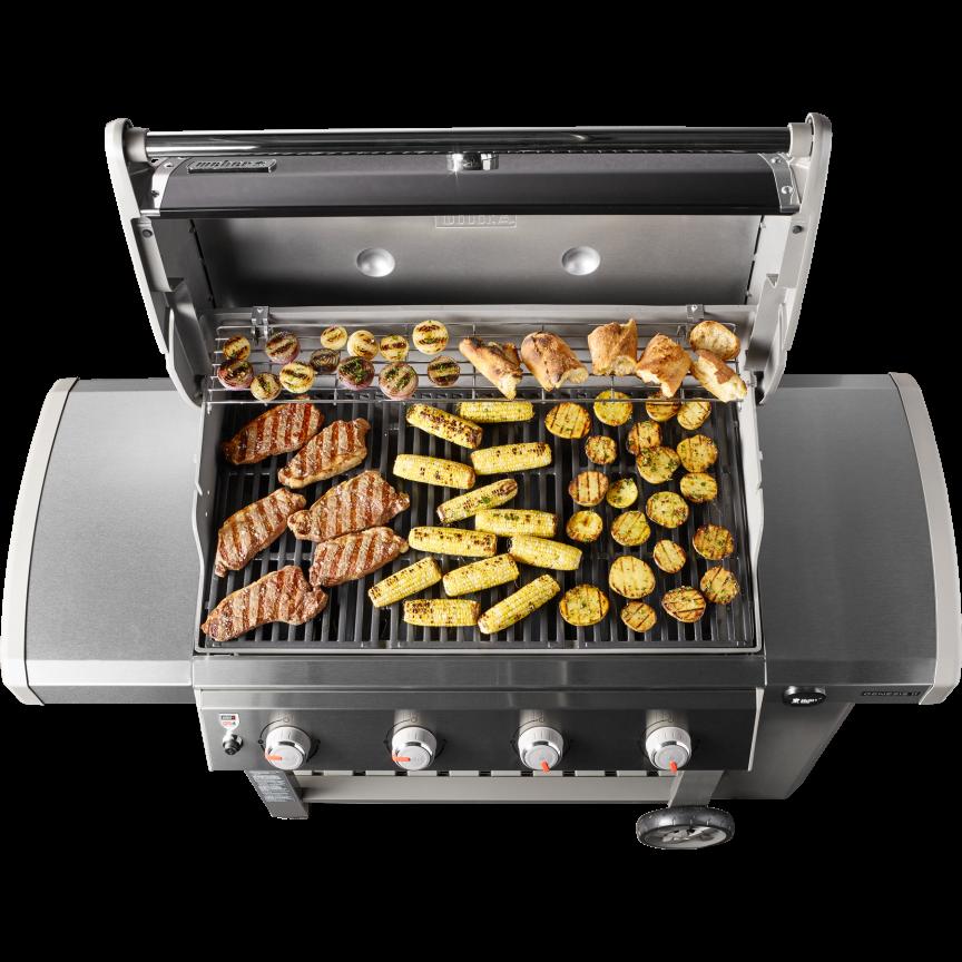 Genesis 174 Ii E 410 Gas Grill Weber Grills Wood Pellets