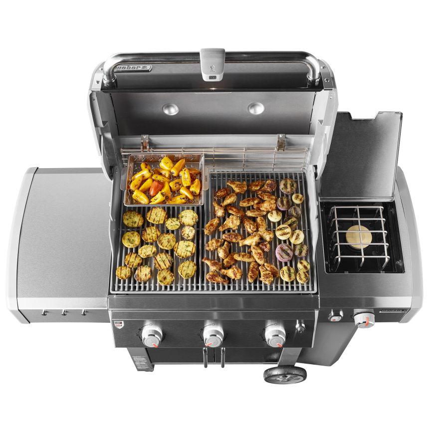 genesis ii lx e 340 gas grill weber grills wood pellets hardware long island. Black Bedroom Furniture Sets. Home Design Ideas
