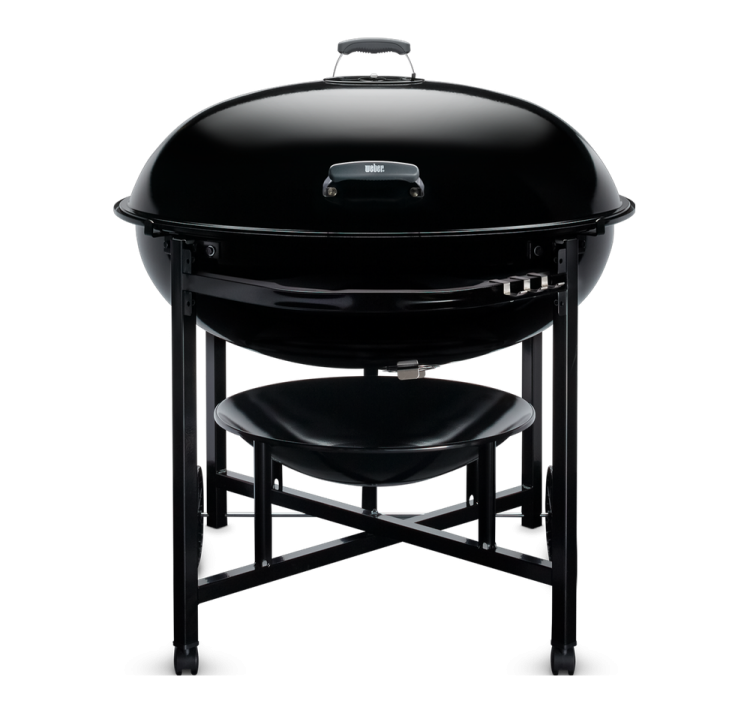 Ranch Kettle Charcoal Grill 37 Weber Grills Wood