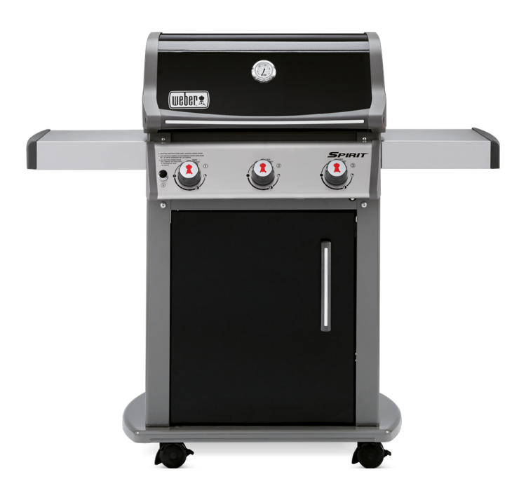 spirit e 310 gas grill weber grills wood pellets