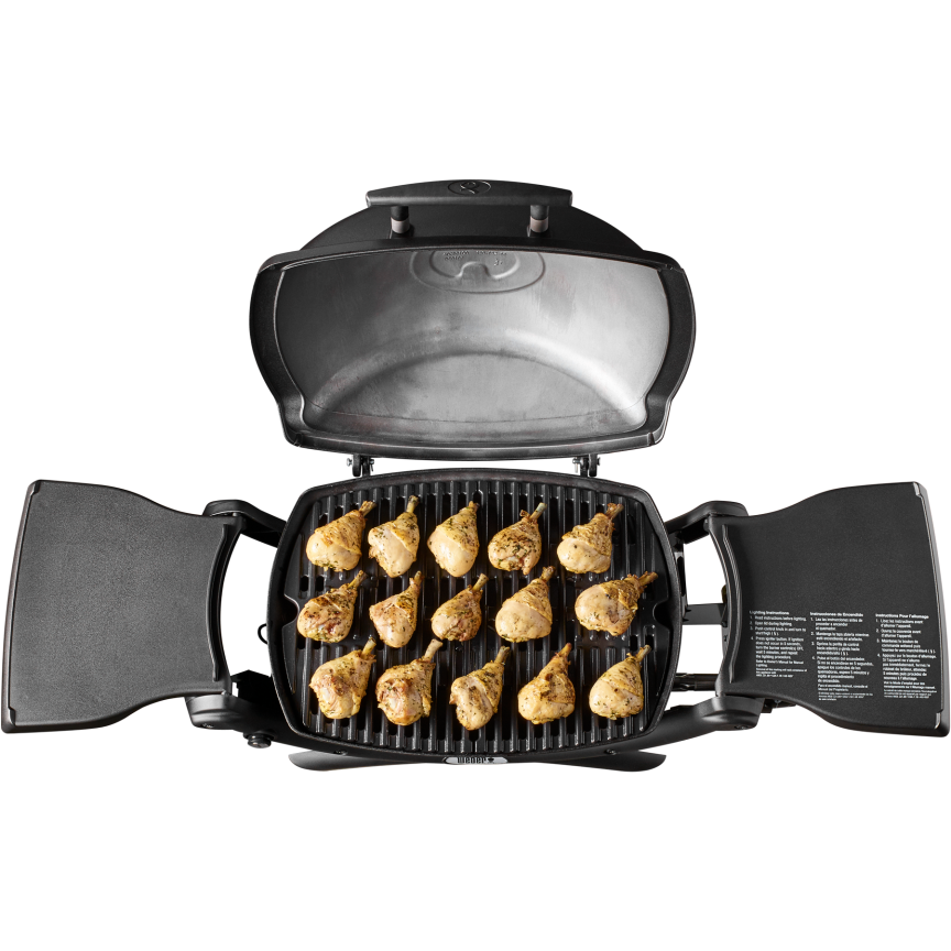 weber q 1000 gas grill weber grills wood pellets hardware long island. Black Bedroom Furniture Sets. Home Design Ideas