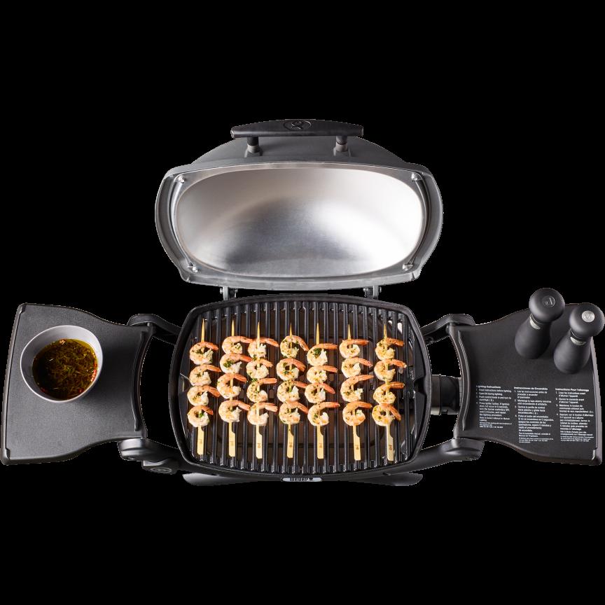 Weber® Q 1400 Electric Grill - Weber Grills, Wood Pellets & Hardware ...