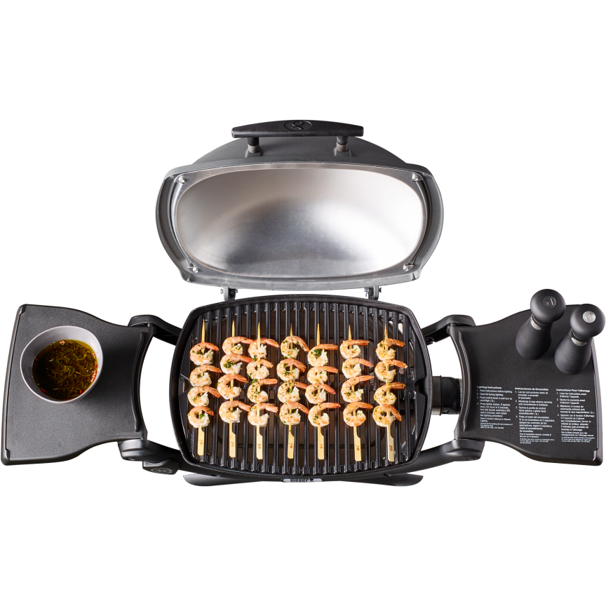 Weber Electric Grill ~ Weber q electric grill grills wood pellets