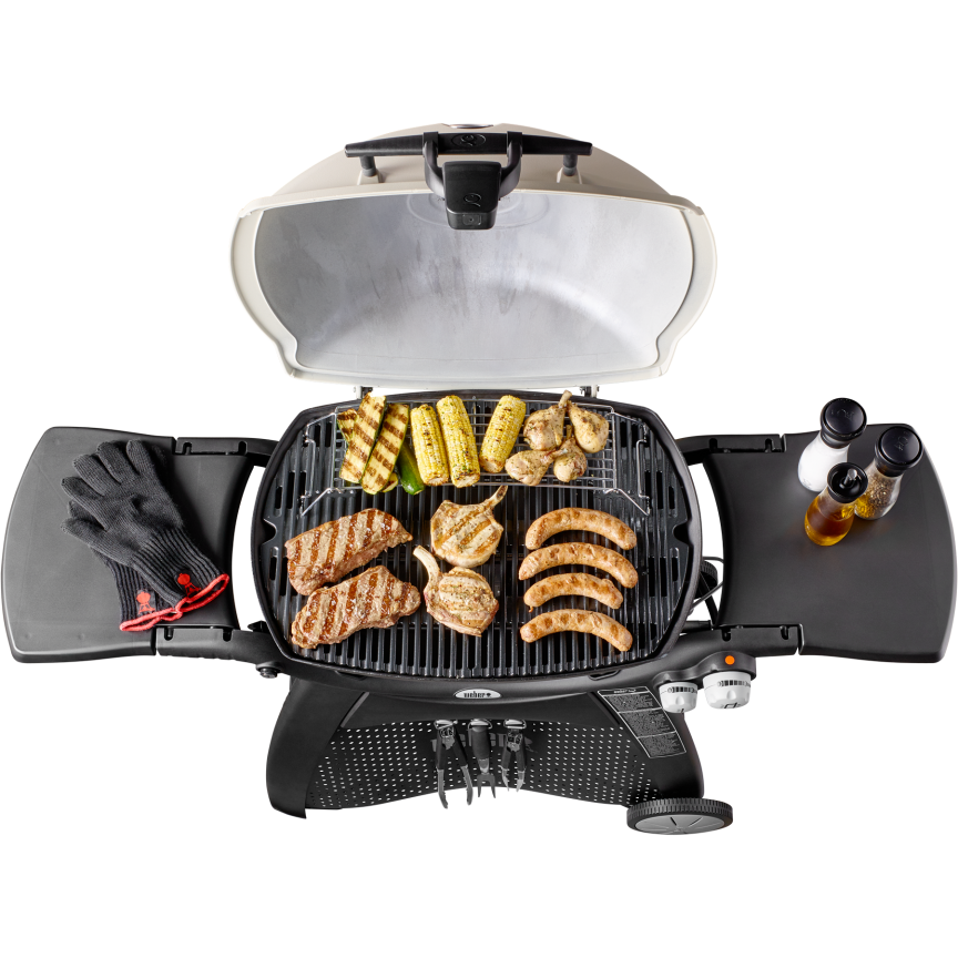 weber q 3200 gas grill weber grills wood pellets hardware long island. Black Bedroom Furniture Sets. Home Design Ideas