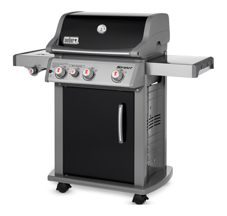 spirit e 330 gas grill weber grills wood pellets. Black Bedroom Furniture Sets. Home Design Ideas