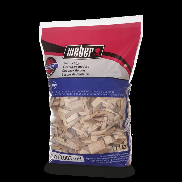 Hickory Wood Chips ~ Hickory wood chips weber grills pellets hardware