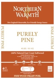 Northern Warmth Purely Pine Pellets
