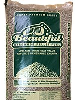Barefoot Beautiful Wood Pellets