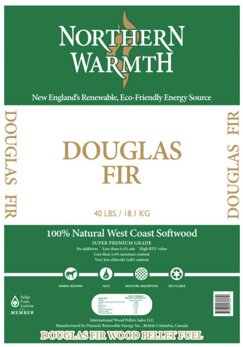 Northern Warmth Douglas Fir