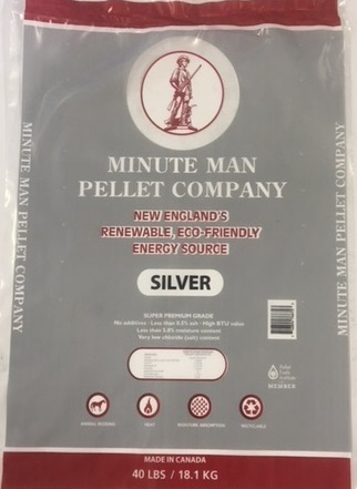 Minute Man Silver