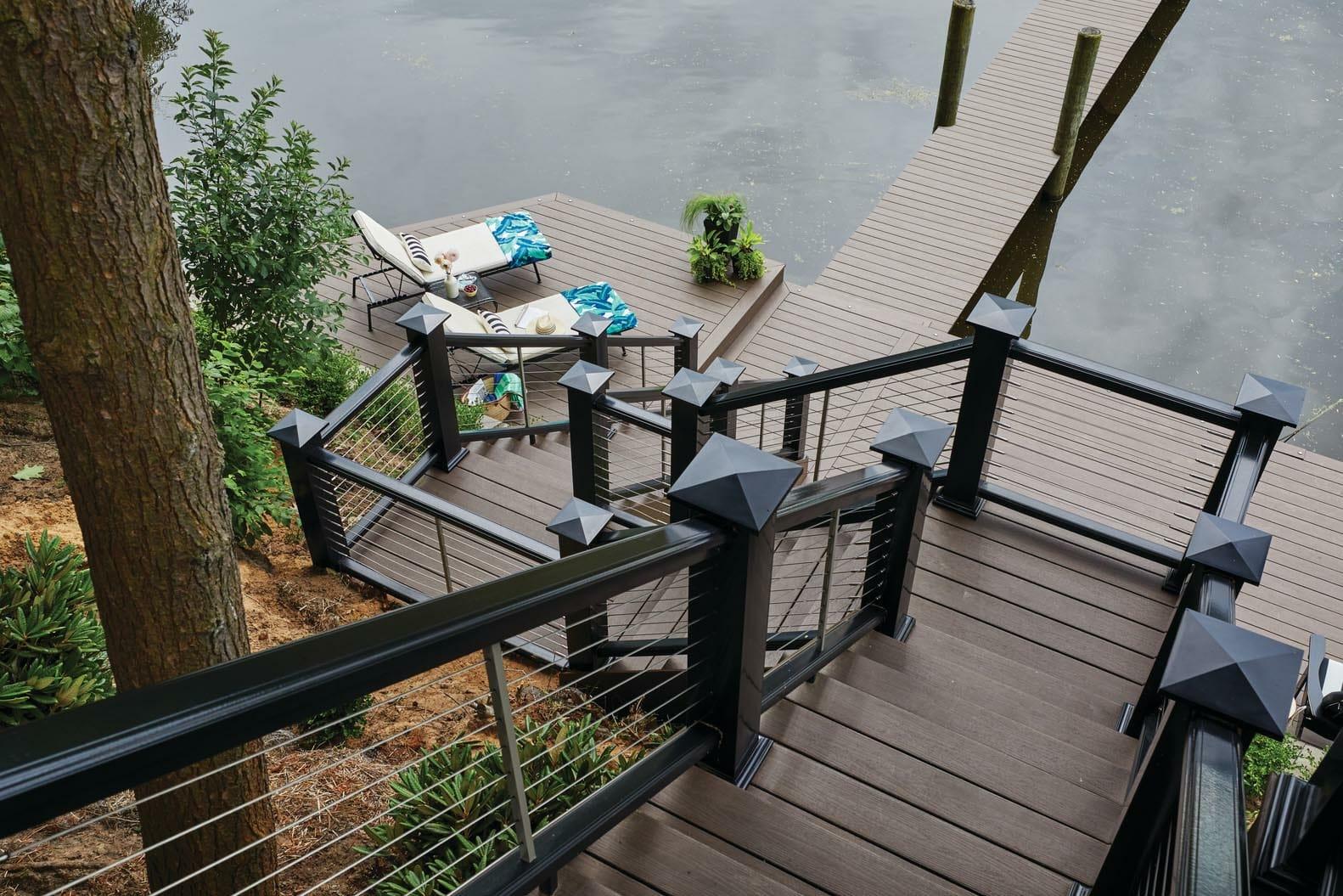 Premier-railing