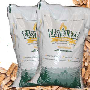 EasyBlaze™ Softwood Pellets